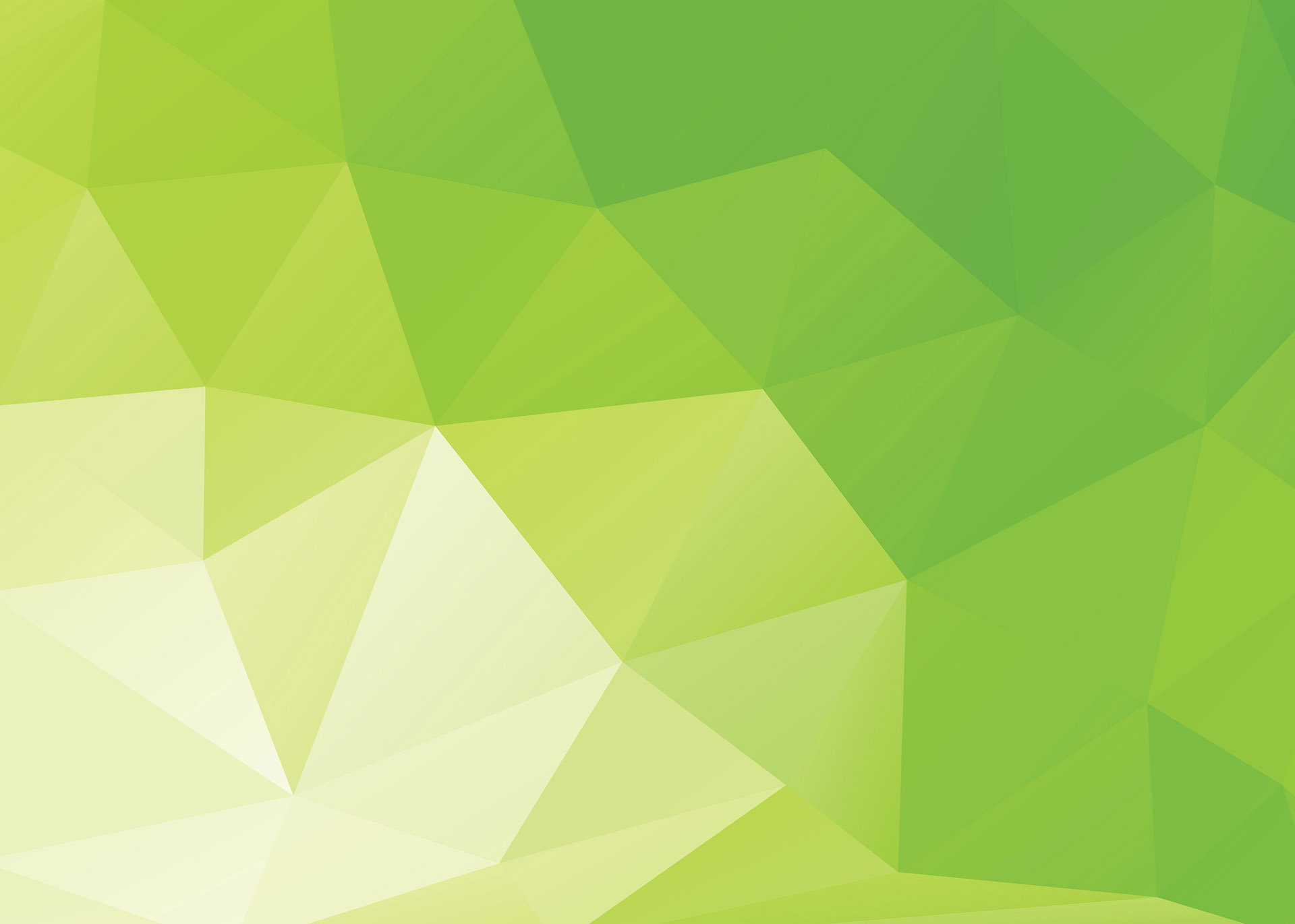 50 sfumature di verde